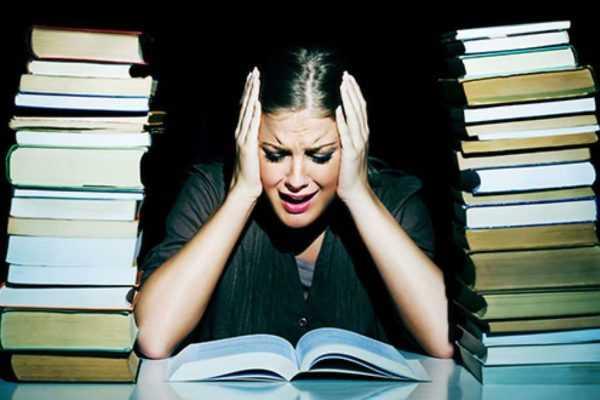 Paura degli esami, paure nella vita?